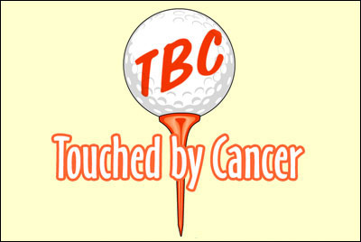 touched by cancer golf tournament logo