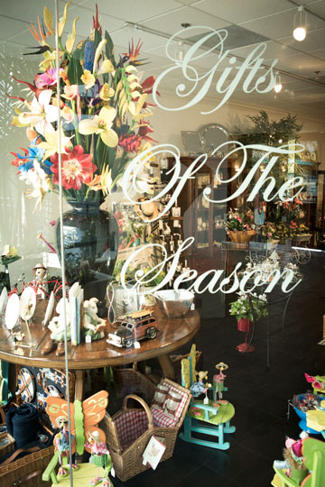 Gifts of the Season store