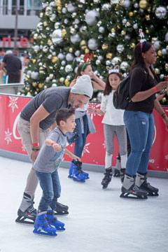 Holiday On Ice 2017 skater