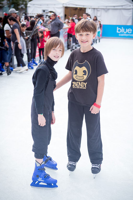 Holiday On Ice 2017 skaters