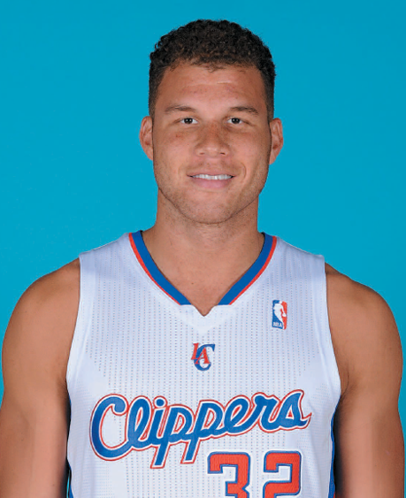 Blake Griffin National Captain